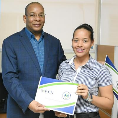 Escuela Previsional SIPEN realiza taller sobre el Sistema Dominicano de Pensiones a Departamentos Género