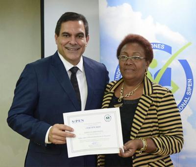 """SIPEN imparte """"Taller sobre Sistema Dominicano de Pensiones"""" a Gremios de Enfermería"""
