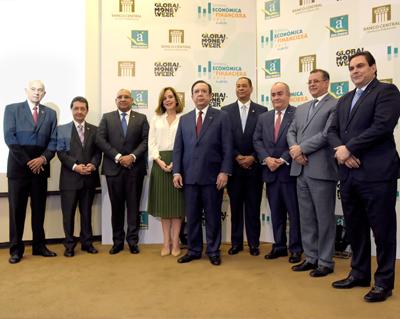 SIPEN participa en la V Semana Económica y Financiera organizada por el Banco Central