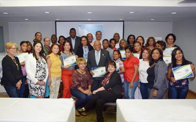 SIPEN ofrece taller a miembros del Colegio Dominicano de Periodistas