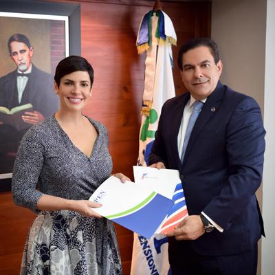 ProCompetencia y SIPEN firman acuerdo de colaboración