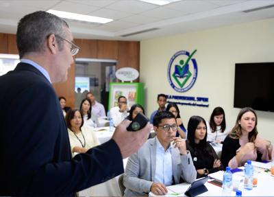 Escuela Previsional SIPEN capacita a empleados de Seguros Banreservas