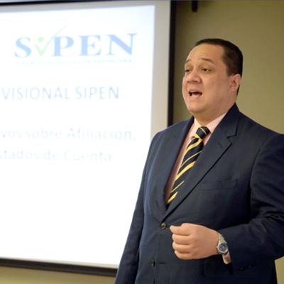 SIPEN ofrece taller a empleados de la Alcaldía de Santo Domingo Oeste