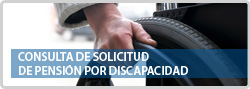 Consulta de Solicitud de Pensión por Discapacidad